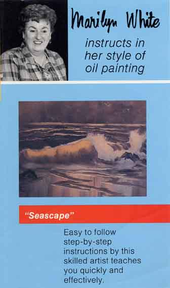 White, Marilyn: MW05 - Seascape