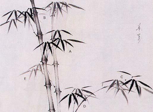 Yeh, Ning: MY06 - Bamboo 3