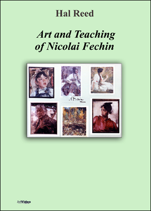Reed, Hal: EL2728 - Art & Teaching of Nicholi Fechin