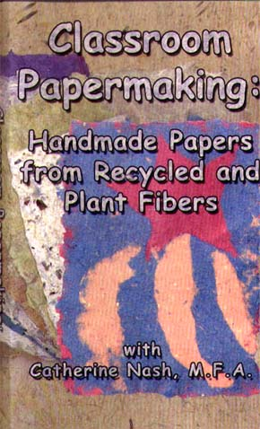 Nash, Catherine: NA01 - Papermaking, Handmade - Recyled