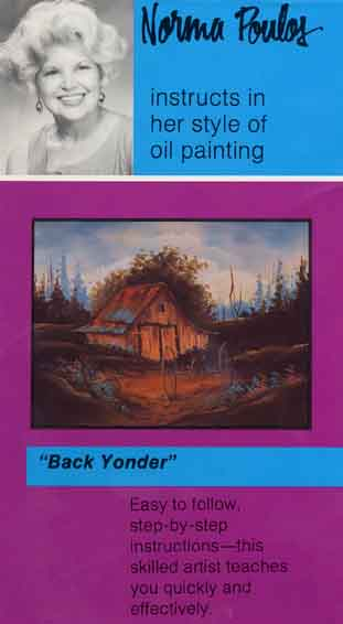 Poulos, Norma: NP01 - Back Yonder