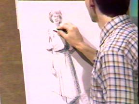 Sprick, Dan: 8405 - Full Figure Drawing