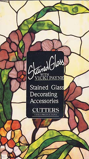 Payne, Vickie: PAY23 - Stained Glass Decorating Accessories