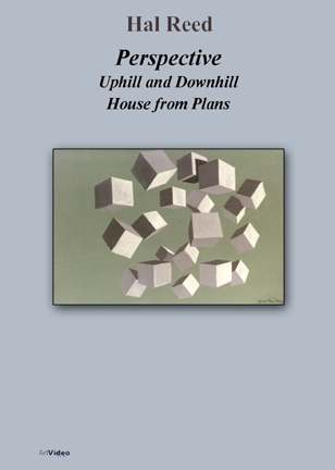 Reed, Hal: PP0708 - Uphill & Downhill, House from Plans