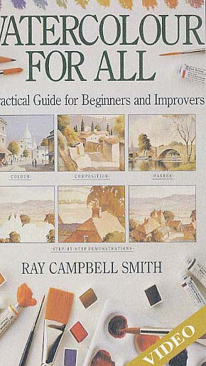 Campbell Smith, Ray: RCS02 Watercolor for All