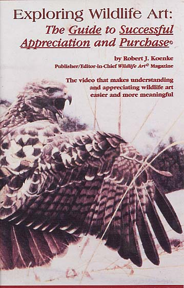 Koenke, Robert: RK01 - Exploring Wildlife Art