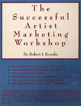 Koenke, Robert: RKW3 - Successful Artist Marketing Workshop