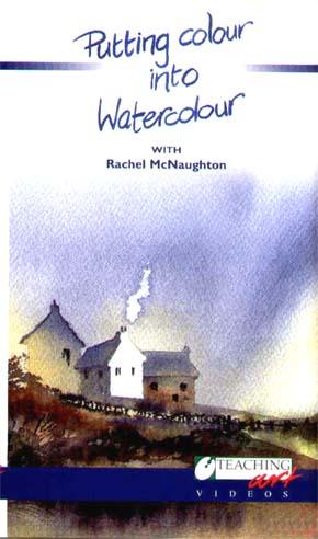 McNaughton, Rachel: RMC01 Putting Color into Watercolor