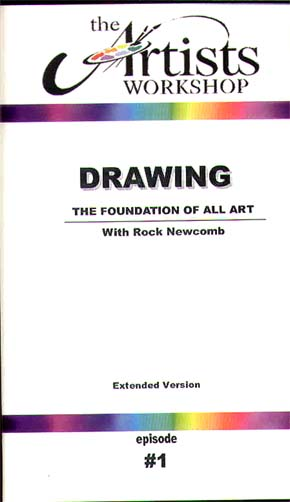 Newcomb, Rock: RN02 - Foundation of All Art