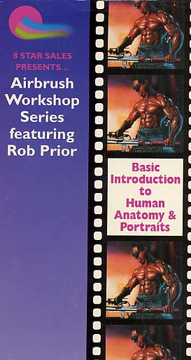 Prior, Rob: ROB03 - Human Anatomy & Portraits
