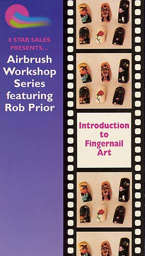 Prior, Rob: ROB06 - Intro to Fingernail Art