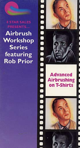 Prior, Rob: ROB09 - Advanced AB T Shirts