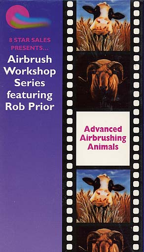 Prior, Rob: ROB11 - Advanced AB Animals