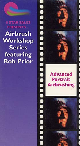 Prior, Rob: ROB12 - Advanced Portrait AB