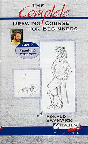 Swanwick, Ronald: RS02 - Beg. Drawing Course Pt.2