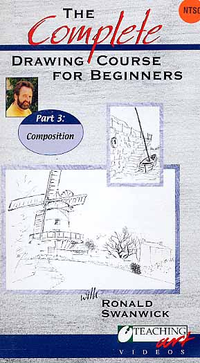 Swanwick, Ronald: RS03 - Beg. Drawing Course Pt.3