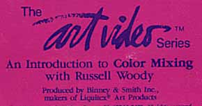 Woody, Russell: RW01 - Liquitex Color Mixing