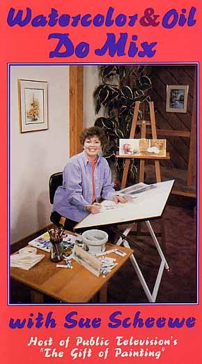 Scheewe, Sue: SCH04 - Watercolor & Oil Do Mix
