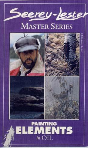 Seerey-Lester, John: SL07 - Elements, Grass, Rocks, Trees