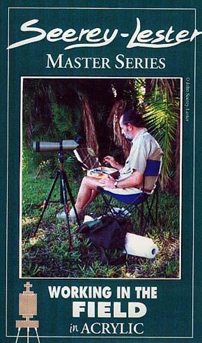Seerey-Lester, John: SLA04 - Painting in the Field