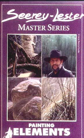 Seerey-Lester, John: SLA07 - Elements - Grass, rocks, trees