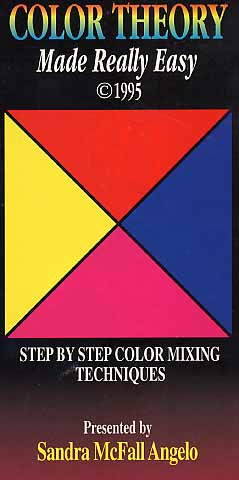 Angelo, Sandra: SM15 - Color Theory made Really Easy
