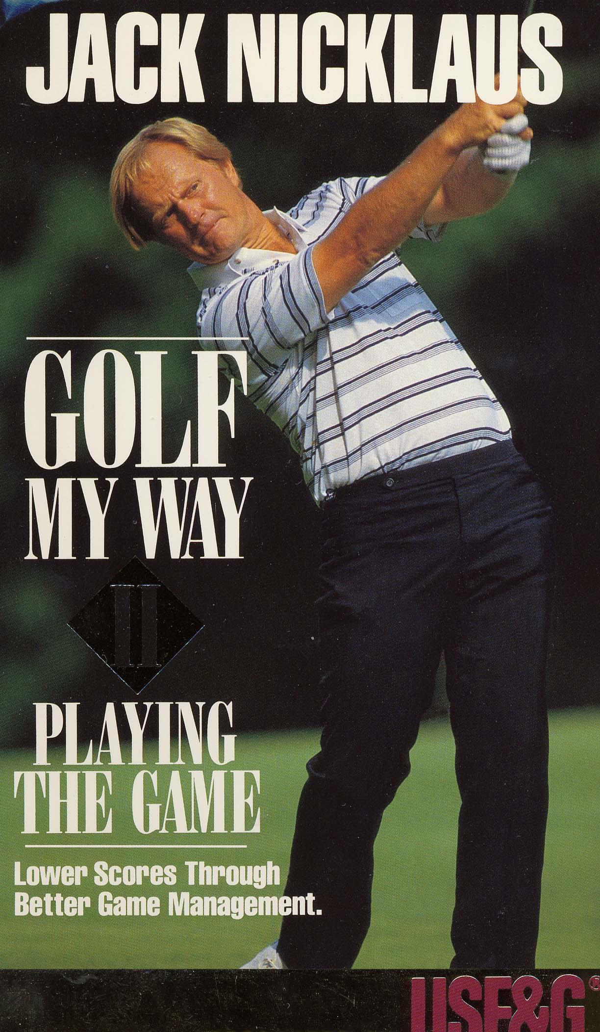 Jack Nicklaus: SP100 - Golf my Way