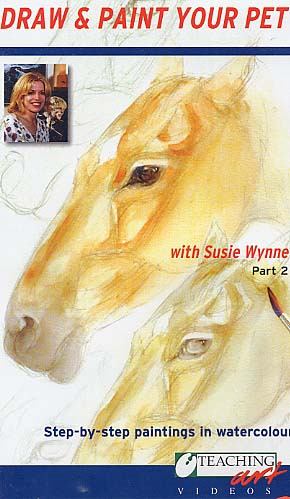 Wynne, Susie: SW02 - Draw & Paint your Pets Pt.2