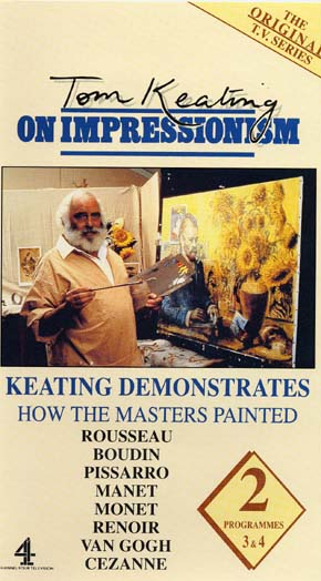 Keating, Tom: TK02 - Monet & Renoir