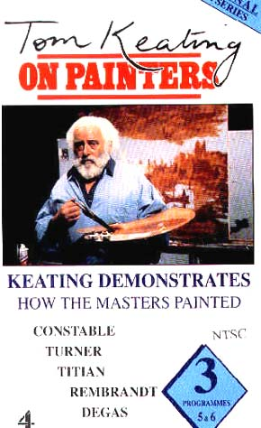 Keating, Tom: TK06 - Degas and Tips on Restoration