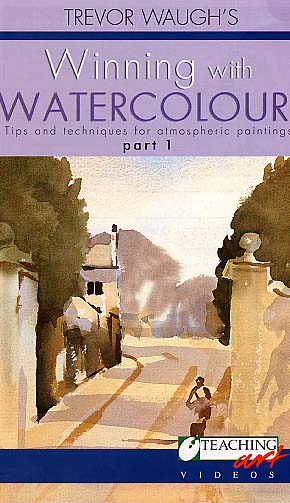 Waugh, Trevor: TW01 - Winning with Watercolor Part 1