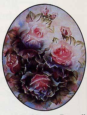 Bartlemay, Velma: VB02 - Mauve Roses