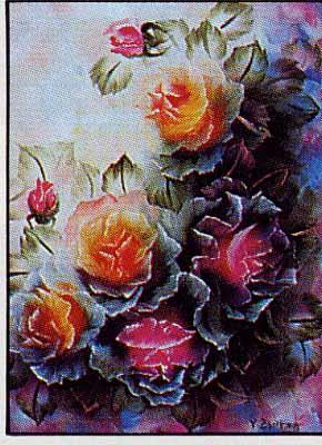 Bartlemay, Velma: VB05 - Pink Roses