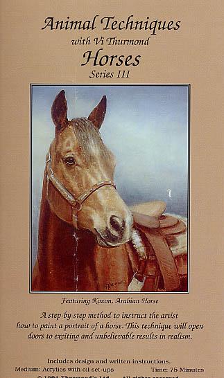 Thurmond, Vi: VIT03 - Horses