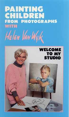Van Wyk, Helen: VW05 - Painting Children from Photos