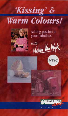 Van Wyk, Helen: VW08 - Adding Passion to Your Painting