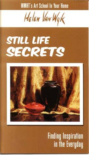 Van Wyk, Helen: VW13 - Still Life Secrets