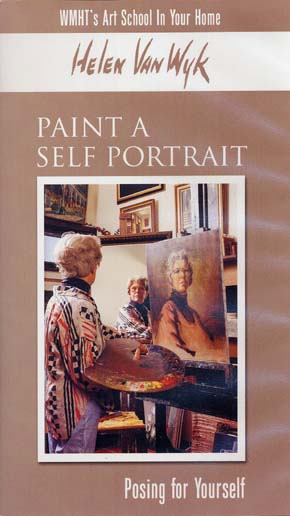 Van Wyk, Helen: VW19 - Paint a Self Portrait