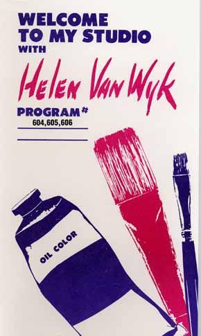 Van Wyk, Helen: VW604 - Portraits, Rembrandt