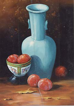 Blackman, William: WB405 - Oriental Still Life