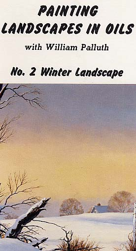 Palluth, William: WP2 - Winter Landscape
