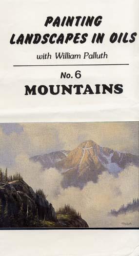 Palluth, William: WP6 - Mountain Landscape