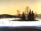 Szabo, Zoltan: ZS03 - Winter Landscape