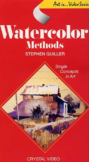 Quiller, Stephen: CP884 - Watercolor Methods
