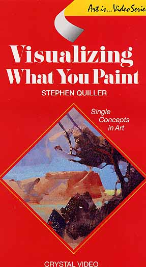 Quiller, Stephen: CP887 - Visualizing what you Paint