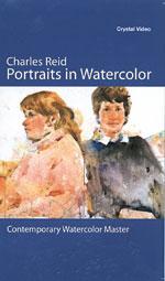 Reid, Charles: CRW2 Portraits in Watercolor