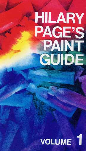 Page, Hilary: HP05 Guide to W/color Paints Pt.1