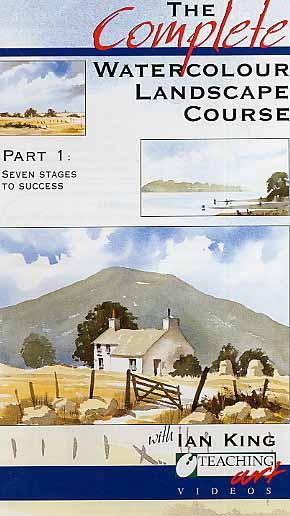 King, Ian: IK100 - Watercolor Landscape Course