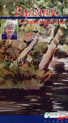 Birch, Linda: LB02 - Dynamic Watercolours Pt.2