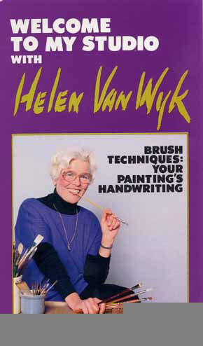 Van Wyk, Helen: VW04 - Brush Techniques